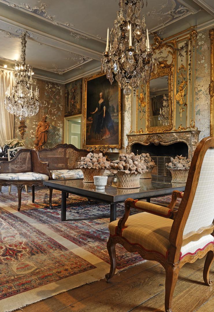 Chateau de deulin lieux de prestige for Interieur frans